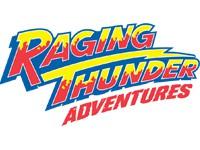 Raging Thunder logo